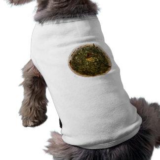 spinach dip photo design image doggie tshirt