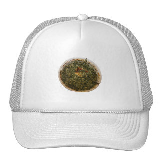 spinach dip photo design image trucker hat