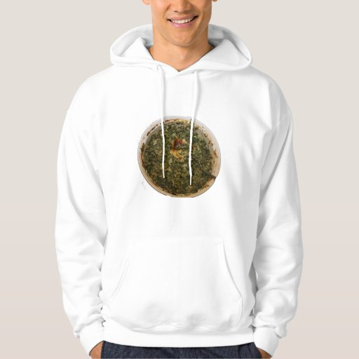 spinach dip photo design image hooded pullovers