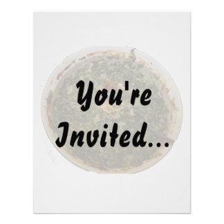 spinach dip photo design image personalized invites
