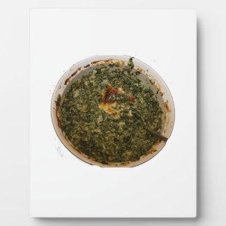 spinach dip photo design image plaques