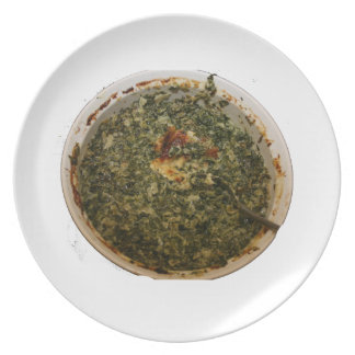 spinach dip photo design image party plates