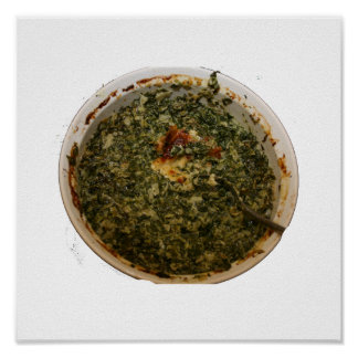 spinach dip photo design image posters