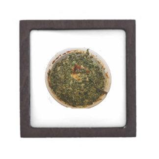 spinach dip photo design image premium keepsake box