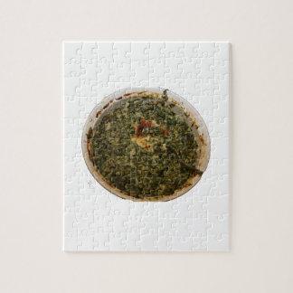 spinach dip photo design image puzzles