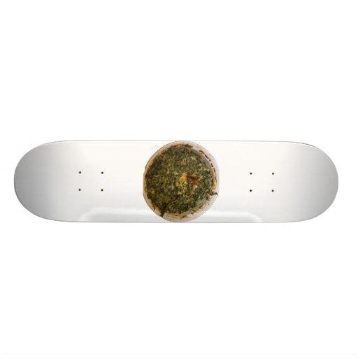 spinach dip photo design image skate decks