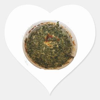 spinach dip photo design image sticker