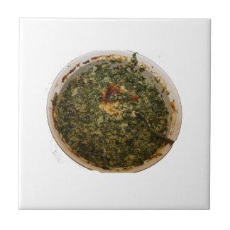 spinach dip photo design image ceramic tile