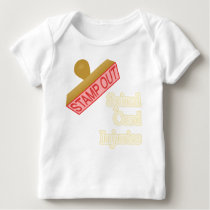 Spinal Cord Injuries Baby T-Shirt