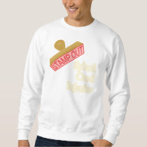 Spinal Cord Injuries Sweatshirt
