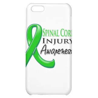 Spinal Cord Injury Awareness Ribbon iPhone 5C Covers