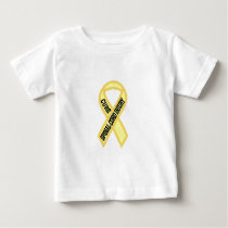 Spinal Cord Injury Baby T-Shirt