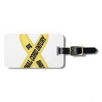 Spinal Cord Injury Bag Tag