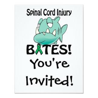 Spinal Cord Injury BITES Card