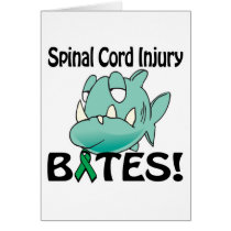 Spinal Cord Injury BITES Card