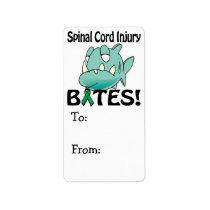 Spinal Cord Injury BITES Label
