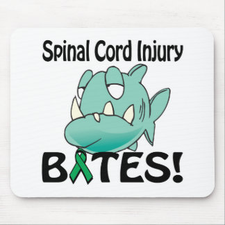 Spinal Cord Injury BITES Mouse Pad