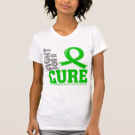 Spinal Cord Injury Fight For A Cure Tee Shirt