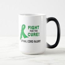Spinal Cord Injury Fight for the Cure Magic Mug