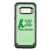 Spinal Cord Injury Fight for the Cure OtterBox Commuter Samsung Galaxy S8 Case