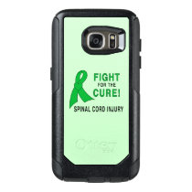 Spinal Cord Injury Fight for the Cure OtterBox Samsung Galaxy S7 Case
