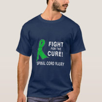 Spinal Cord Injury Fight for the Cure T-Shirt