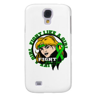 Spinal Cord Injury Fight Like A Girl Attitude Galaxy S4 Cover