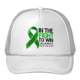 Spinal Cord Injury - Fight To Win Mesh Hats
