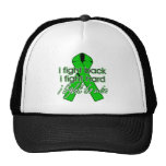 Spinal Cord Injury I Fight Back Mesh Hat