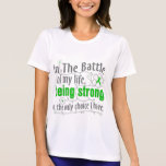 Spinal Cord Injury In The Battle T-shirts