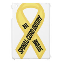 Spinal Cord Injury iPad Mini Cover