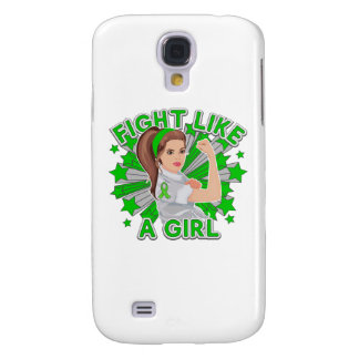 Spinal Cord Injury Modern Rosie Fight Like a Girl Galaxy S4 Cases