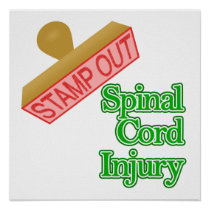 Spinal Cord Injury Poster