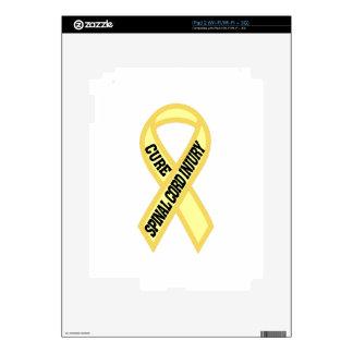 Spinal Cord Injury Skin For iPad 2