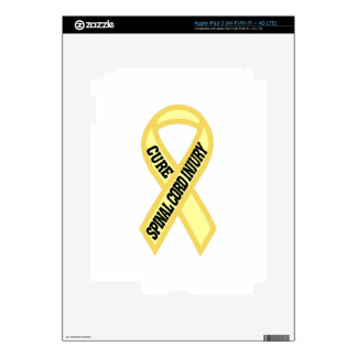 Spinal Cord Injury Skin For iPad 3