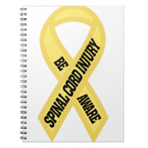 Spinal Cord Injury Spiral Notebook