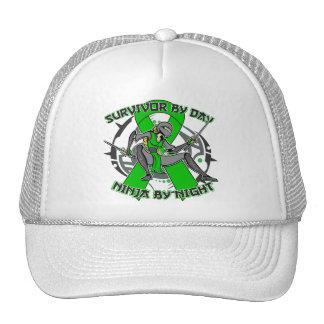 Spinal Cord Injury Survivor By Day Ninja By Night Trucker Hat