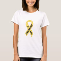 Spinal Cord Injury T-Shirt