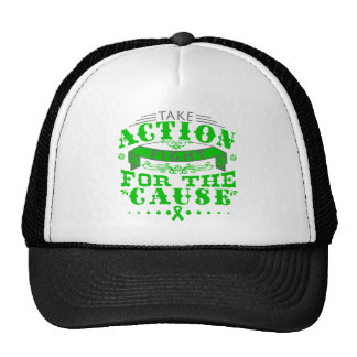 Spinal Cord Injury Take Action Fight For The Cause Trucker Hat