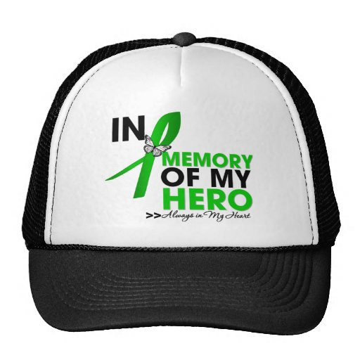 Spinal Cord Injury Tribute In Memory of My Hero Trucker Hat