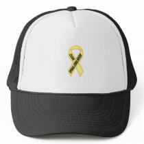 Spinal Cord Injury Trucker Hat