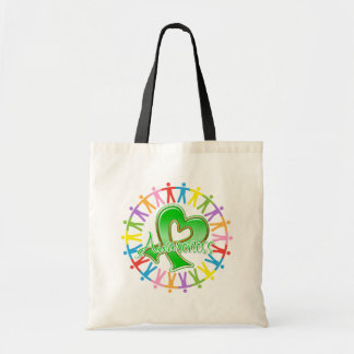 Spinal Cord Injury Unite in Awareness Tote Bags