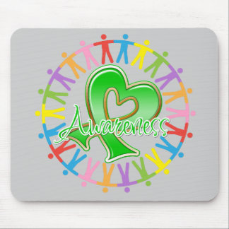 Spinal Cord Injury Unite in Awareness Mouse Pad