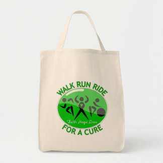 Spinal Cord Injury Walk Run Ride For A Cure Tote Bag