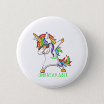 SPINAL CORD INJURY Warrior Unbreakable Button