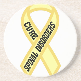 Spinal Disorder Drink Coaster