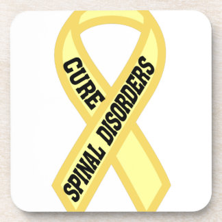 Spinal Disorder Drink Coaster