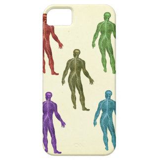 Spinal Nerves Phone Cover