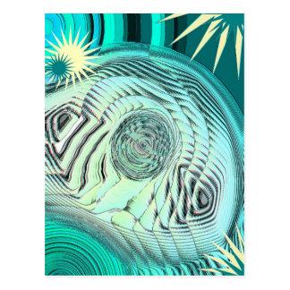 Spinal Rotation Postcard