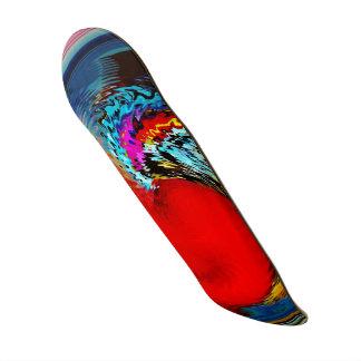 Spinart! Heart Attack Skateboard